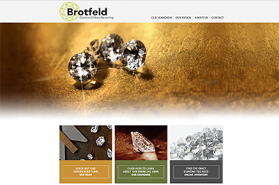 Brotfeld Diamonds