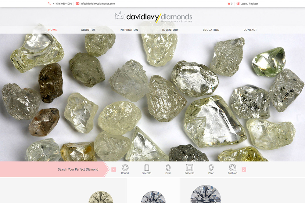 David Levy Diamonds