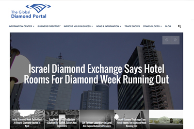 The Global Diamond Portal