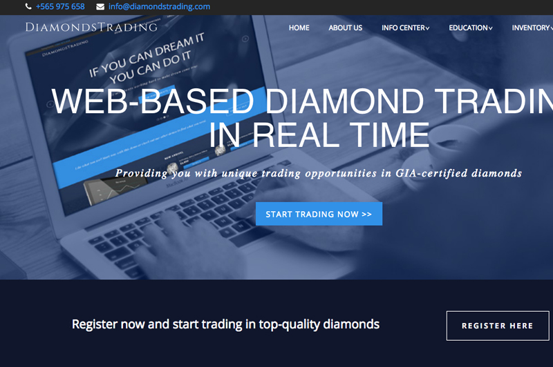 Diamonds Trading