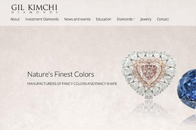 Gil Kimchi Diamonds