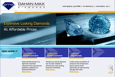 Dahan Max Diamonds