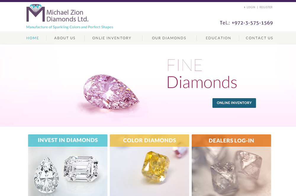 Michael Zion Diamonds