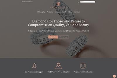 Nader Kash Diamonds