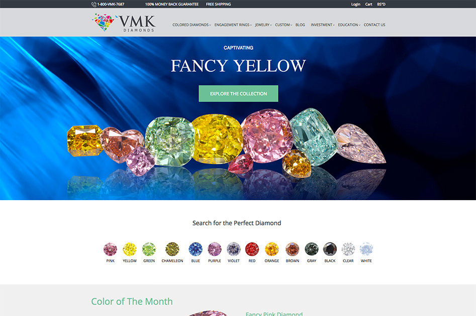 VMK Diamonds